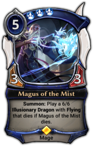 Magus of the Mist