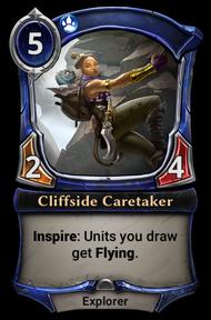 Cliffside Caretaker