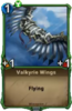 Alpha version of Valkyrie Wings.