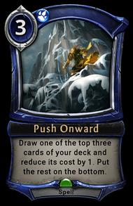 Push Onward