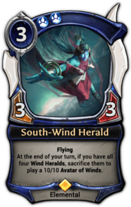 South-Wind Herald