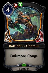 Battleblur Centaur