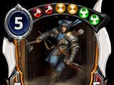 Naoki, Valiant Warrior