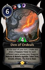 Den of Ordeals