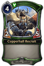 Copperhall Recruit