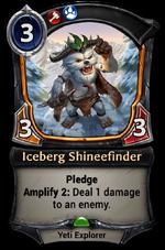 Iceberg Shineefinder