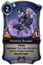 Portent Reader