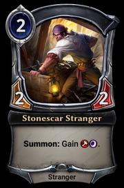 Stonescar Stranger