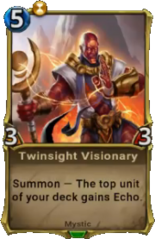 Twinsight Visionary Alpha