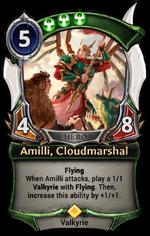 Amilli, Cloudmarshal