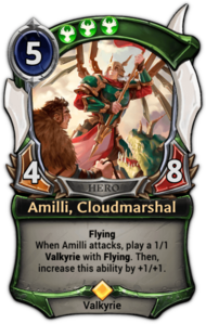 Amilli, Cloudmarshal