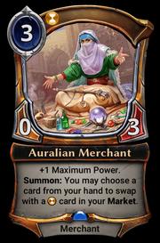 Auralian Merchant
