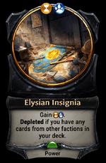 Elysian Insignia