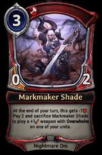 Markmaker Shade