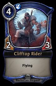 Clifftop Rider