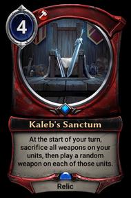 Kaleb's Sanctum