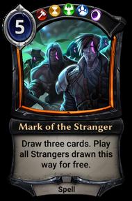 Mark of the Stranger
