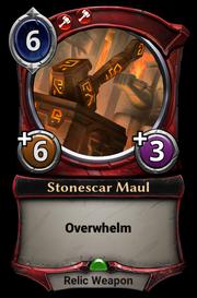 Stonescar Maul