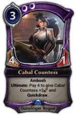 Cabal Countess