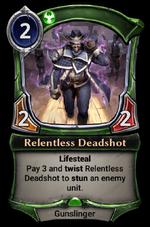 Relentless Deadshot