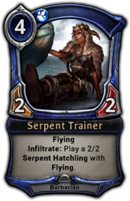 Patch Unknown Closed Beta Patch version of Serpent Trainer.