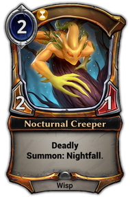 Nocturnal Creeper