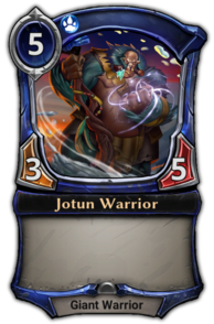 Jotun Warrior