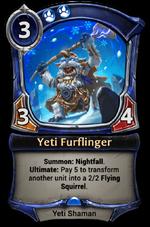 Yeti Furflinger