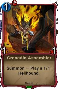 Grenadin Assembler