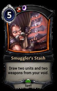 Smuggler's Stash