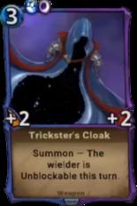 Trickster's Cloak Alpha