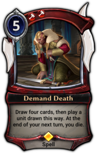 Demand Death