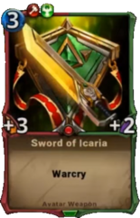 Sword of Icaria Alpha