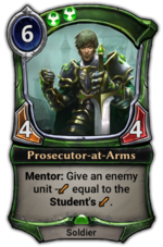 Prosecutor-at-Arms