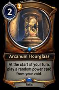Arcanum Hourglass