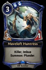 Maveloft Huntress