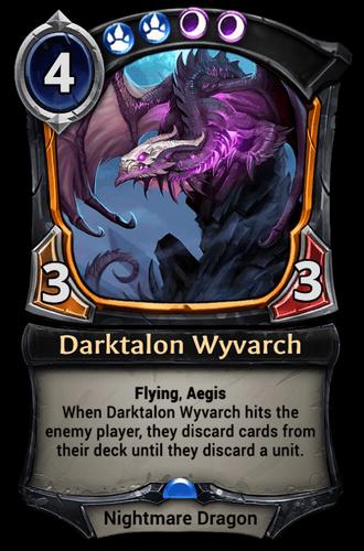 Darktalon Wyvarch card