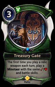 Treasury Gate
