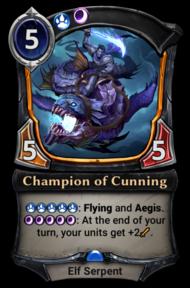 Champion of Cunning