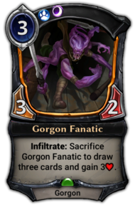 Gorgon Fanatic