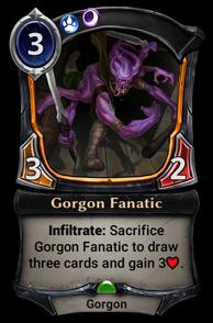 Gorgon Fanatic