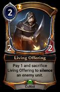 Living Offering