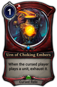 Urn of Choking Embers