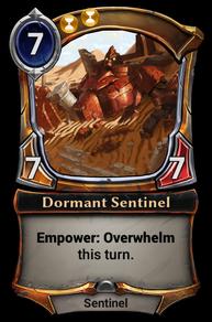 Dormant Sentinel