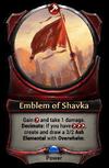 Emblem of Shavka