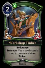 Workshop Tinker