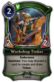 Workshop Tinker