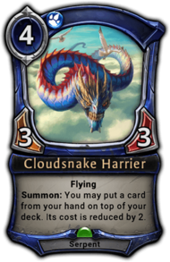 Cloudsnake Harrier - 1.7.3