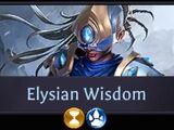 Elysian Wisdom