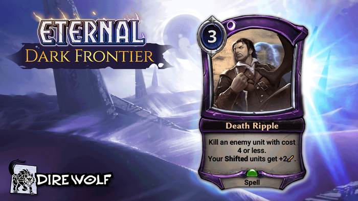 Community Spoiler - Dark Frontier - Death Ripple